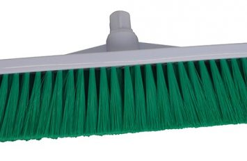 "Brush Head - 12"" - Stiff - Green"