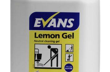 Lemon Gel 2 x 5Ltr