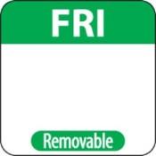 "Friday Label - 1"" Square (1000)"