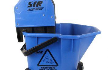 SYR Mop Bucket & Wringer - Blue