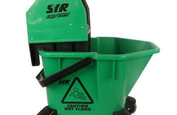 SYR Mop Bucket & Wringer - Green