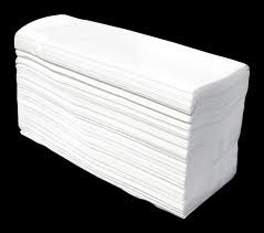 Z Fold Hand Towels White (3000)