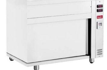Banks Bain Marie Hot Cupboard 3GN 3.5kw