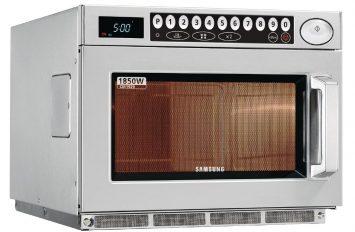 Samsung Programmable Microwave 1850w