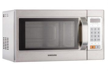 Samsung Light Duty Microwave 1100w