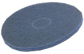 """SYR Floor Cleaning Pads 17"""" (Pack 5)"""