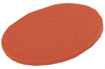 """SYR Floor Buffing Pads 17"""" (Pack 5)"""