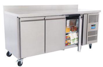 Unifrost CR1800N 3 Door Counter Refrigerator upturn & castors