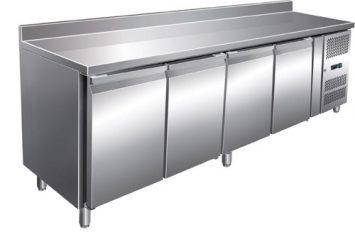 Unifrost CR1800SV 3 door gn counter fridge 850h no upstand