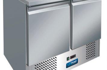 Unifrost CR900N 2 Door Compact Refrigerator