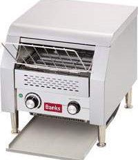 Banks CT400 Electric Conveyor Toaster