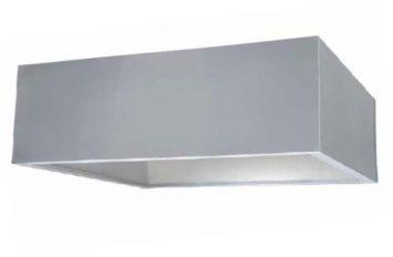 Atlas DWCH Dishwasher condense hood 1000 x 1100 x 400mm