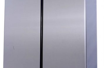 Unifrost F1300SV Double Door Upright Freezer