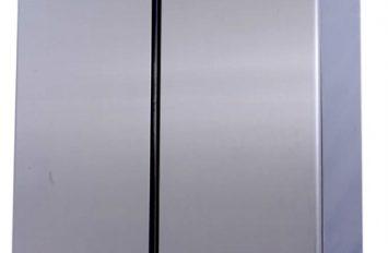 Unifrost R1300SV Double Door Upright Fridge