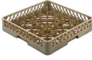 Plate Rack Basket - 50cm