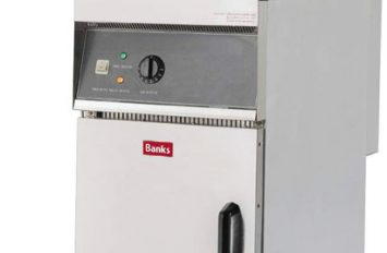 Banks EF28-12 Electric Fryer 12kw