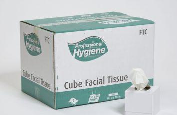 Facial Tissue - Cube (36 x 70)