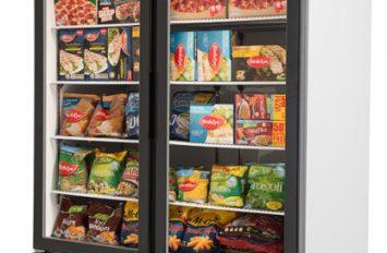 Unifrost GDF1300 Glass Display Freezer