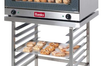 Banks CVO840 Convection Oven Large