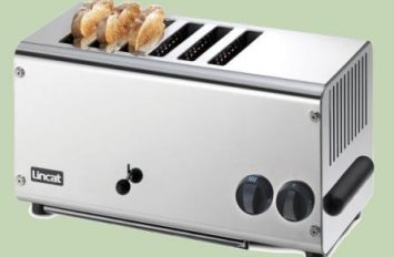 6 Slot Lincat Toaster