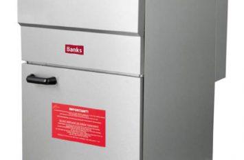 Banks GF50L Gas Fryer 5 Burner NAT