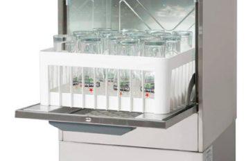 EVO4000DDPS Omniwash Glasswasher with Auto Drain, Detergent & Rinse