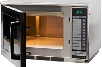 Sharp 24-AT 1900 Watt Commercial  Microwave Oven