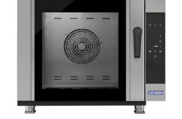Dexion CME6 Combi Steam Oven Self Cleaning 6 Grids