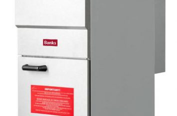 Banks GF40L Gas Fryer 4 Burner LPG