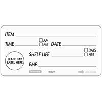 Prep Label (General Label)
