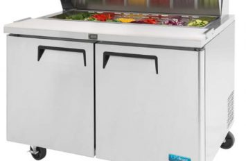Unifrost STV1225 Saladette Counter ventilated
