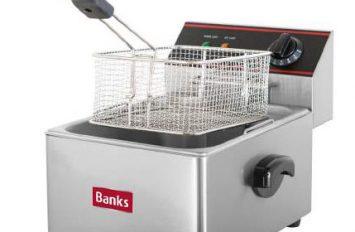 Banks EF6 Single Tank Fryer 6ltr