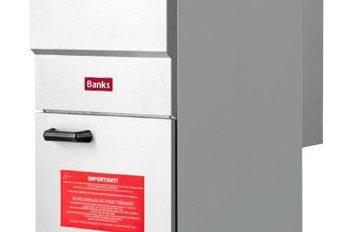 Banks GF30L 3 Burner Gas Fryer LPG