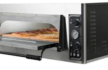 Mazzoni SP6666 Single Deck Pizza Oven