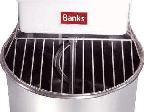 Banks SDM30 Spiral Dough Mixer 30ltr