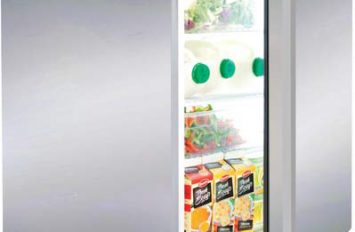 Unifrost R200S Undercounter Refrigerator s/s ext