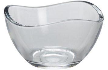 Glass Ramekin Wavy Edge 7cm 6cl / 2.25oz