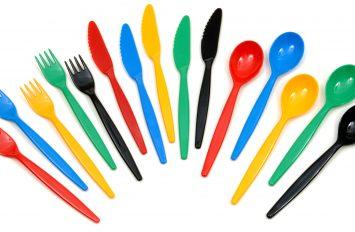 Polycarbonate Cutlery